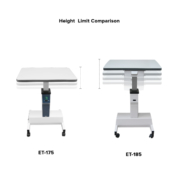 Motorized Electric Table ET-185 Luxvision