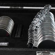 Cylinder Lens Set TL-68(-) Cylinder Luxvision