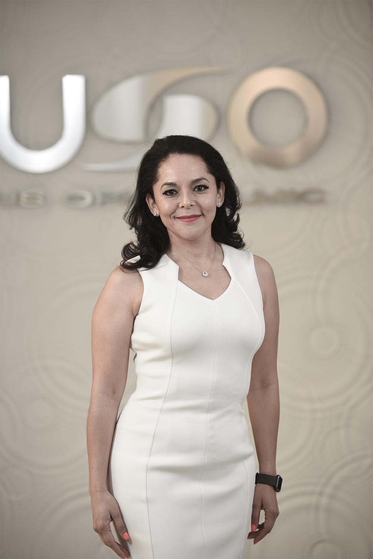 Alejandra Quinones Marketing Manager