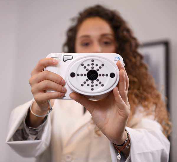 binocular monocular refraction 2win adaptica - us phthalmic