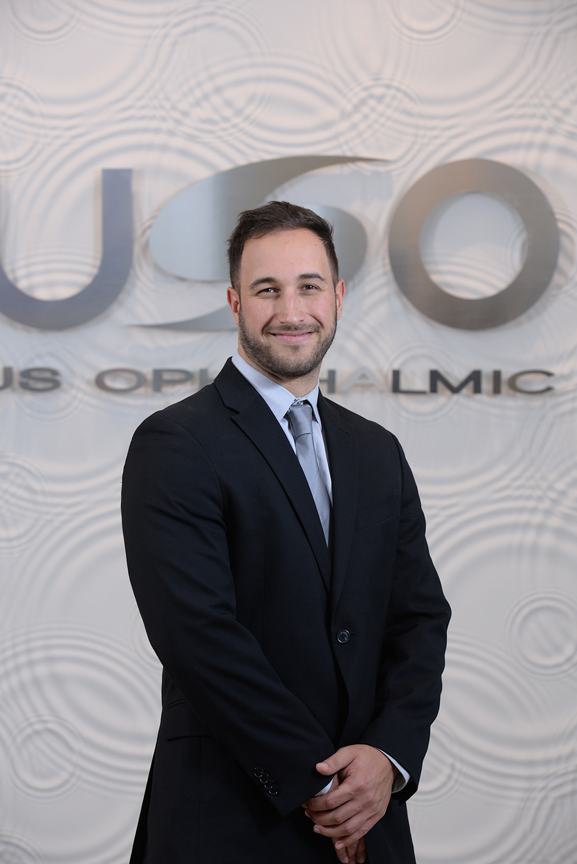 Bruno Luppi Huvitz Sales Manager
