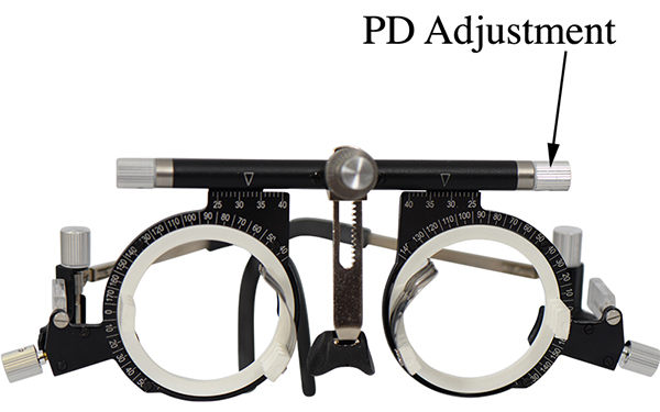 Trial Frame TF-70 luxvision - us ophthalmic