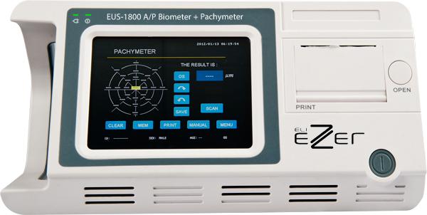 ultrasonic cleanner EUS-1800AP ezer - us ophthalmic