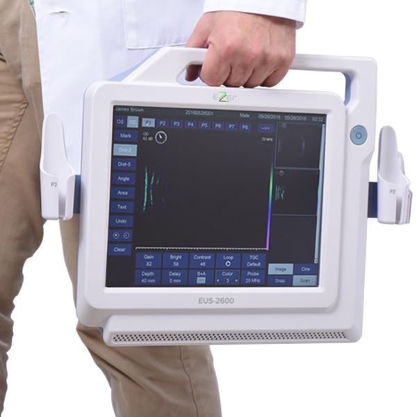 ultrasound eus-2600 ezer - us ophthalmic