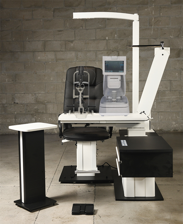 verona suprema refraction unit visionare- us ophthalmic