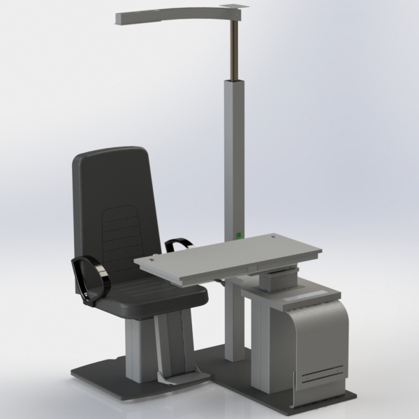 firenze refraction unit visionare- us ophthalmic