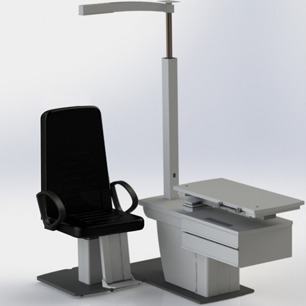 verona refraction unit visionare- us ophthalmic