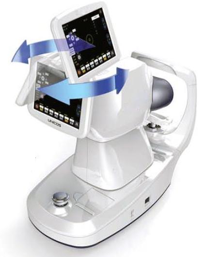 autorefractor keratometer erk-9200 a ezer - us ophthalmic